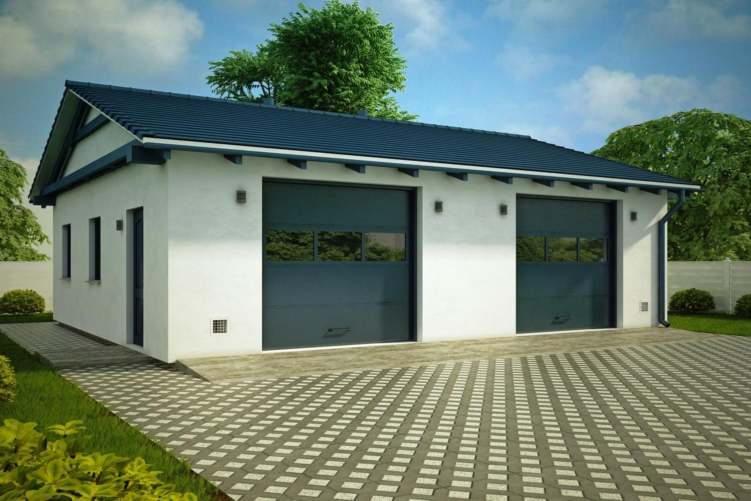 Строительство гаражей под ключ в Ульяновске